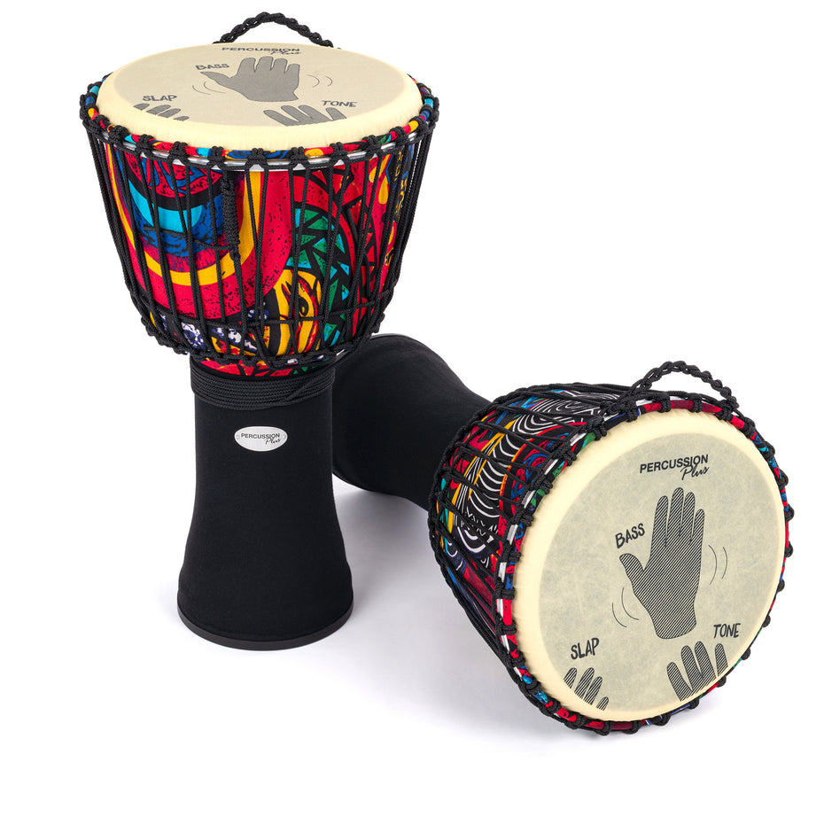 PP6653 - Percussion Plus Slap Djembes - rope tuned 12 inch (head)