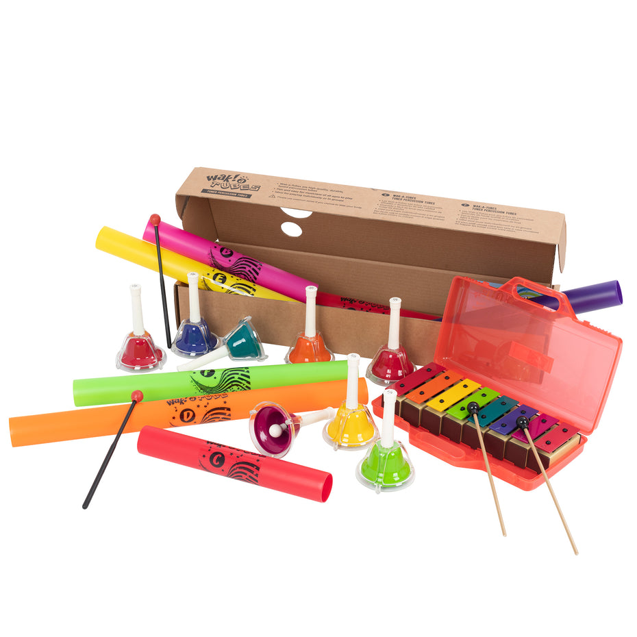 PP686 - Percussion Plus PP686 Colour & Play percussion kit Default title