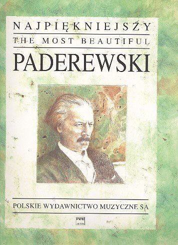 PWM10175 - Most Beautiful Paderewski Default title