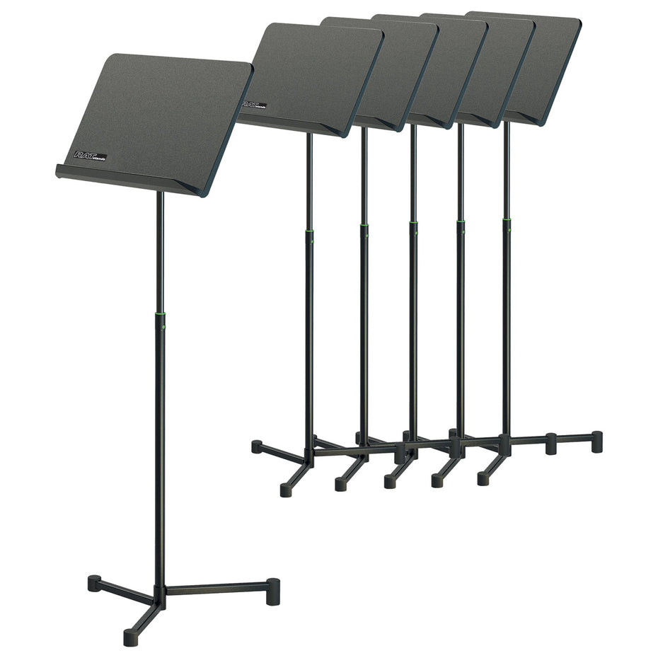 RAT-90Q1 - RAT Performer 3 stand in black Box of 6
