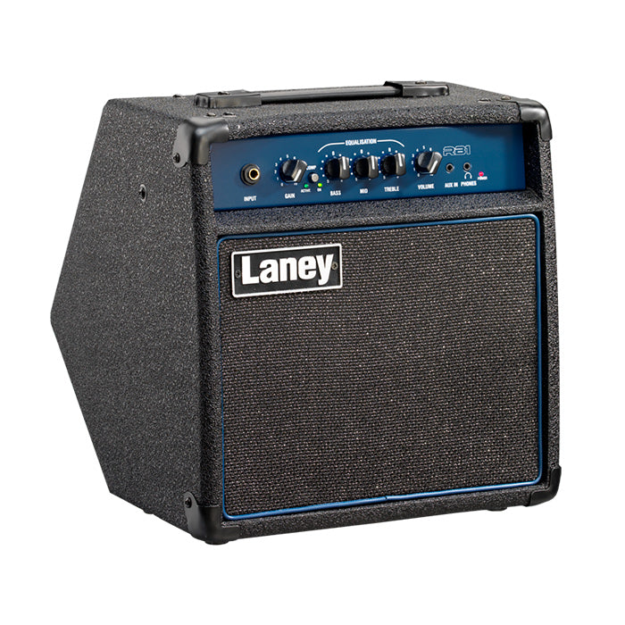 RB1 - Laney Richter series 15W bass guitar solid state amplifier Default title