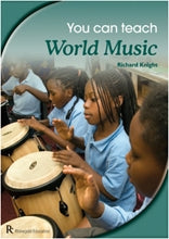 RHG416 - The Teacher's Guide to World Music Default title