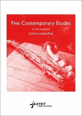 SAX134 - Five Contemporary Etudes Default title