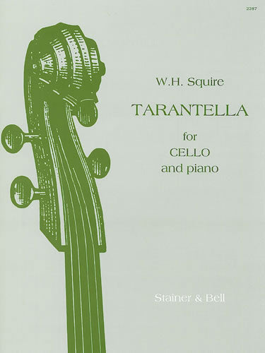 SB-2287 - Tarantella for Cello and Piano Default title