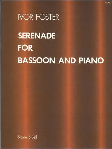 SB-2578 - Serenade for Bassoon and Piano Default title