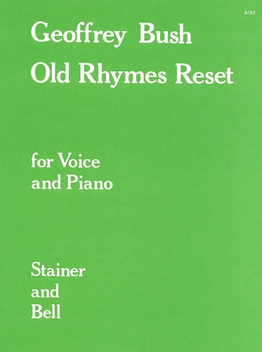 SB-B785 - Old Rhymes Reset Default title