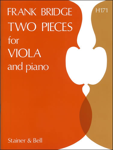 SB-H171 - Two Pieces for Viola and Piano Default title