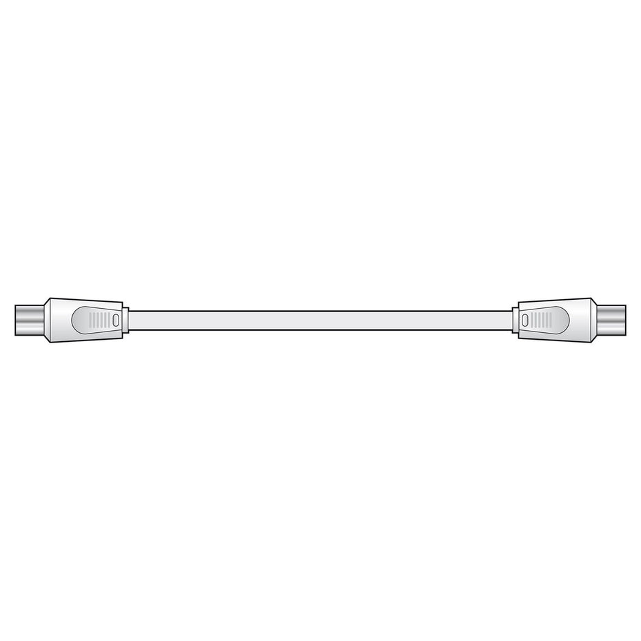 SK112004 - Coaxial plug to coaxial plug - 4 metre Default title