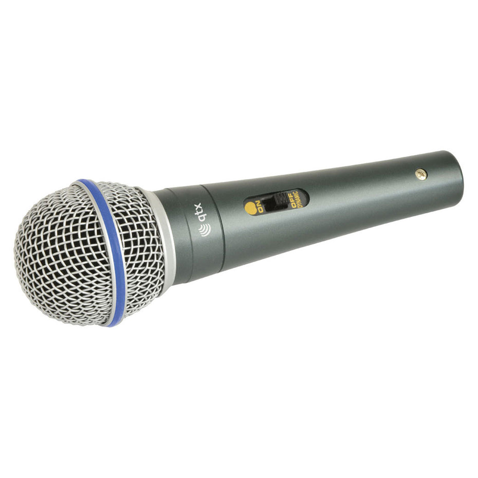 SK173461 - QTX dynamic vocal microphone Default title