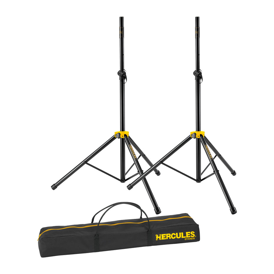 SS200B - Hercules Stage series pair of speaker stands Default title