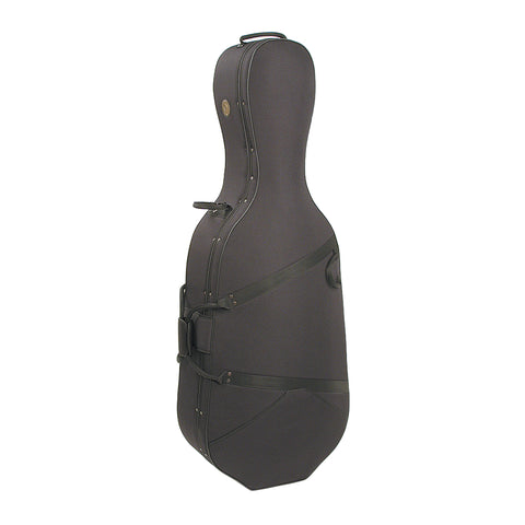 STN1064-12,STN1064-14,STN1064-34,STN1064-44 - Stentor hard cello case 1/2 size