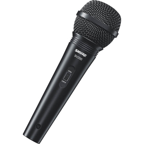 SV200 - Shure dynamic vocal microphone Default title