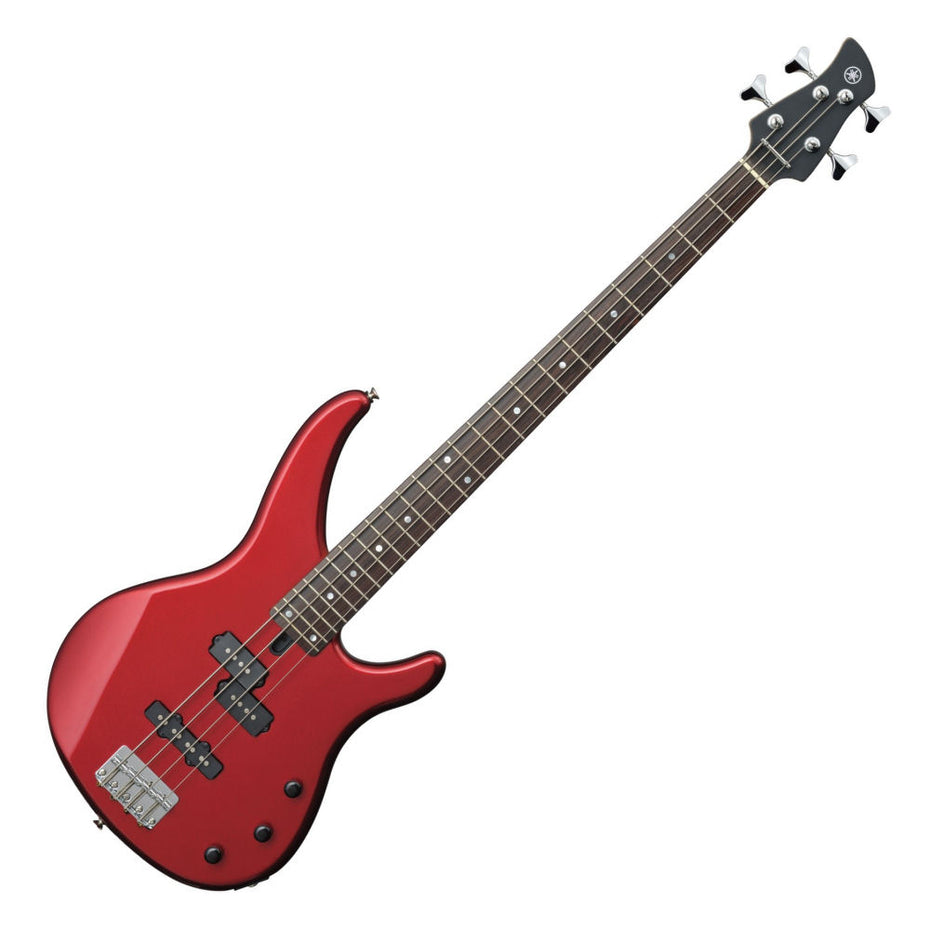 TRBX174-RM - Yamaha TRBX174 bass guitar Metallic red