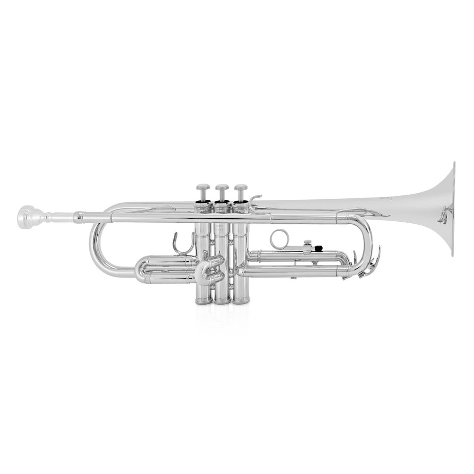 YTR2330S - Yamaha YTR2330 student B♭ trumpet outfit Silver plated