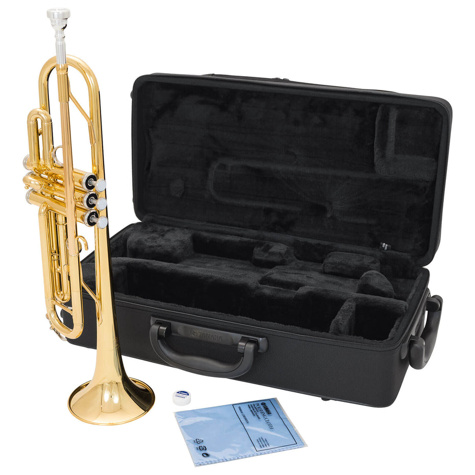 YTR3335 - Yamaha YTR3335 student Bb trumpet outfit Default title