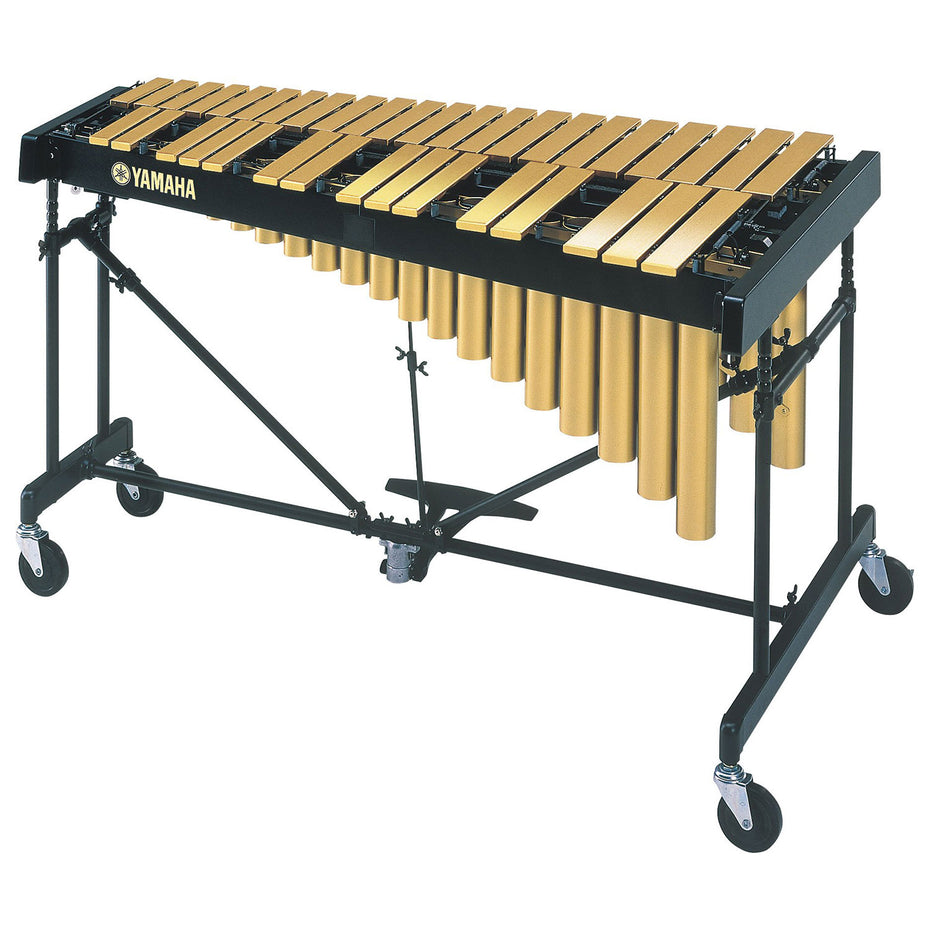 YV3710 - Yamaha 3 octave vibraphone in gold mirror finish Default title