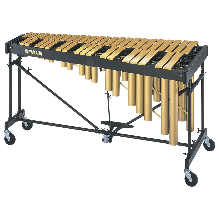 YV3910M - Yamaha 3.5 octave vibraphone in gold satin finish Default title