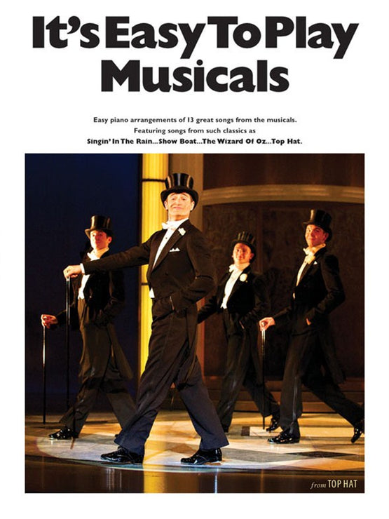 AM1006544 - It's Easy To Play Musicals Default title