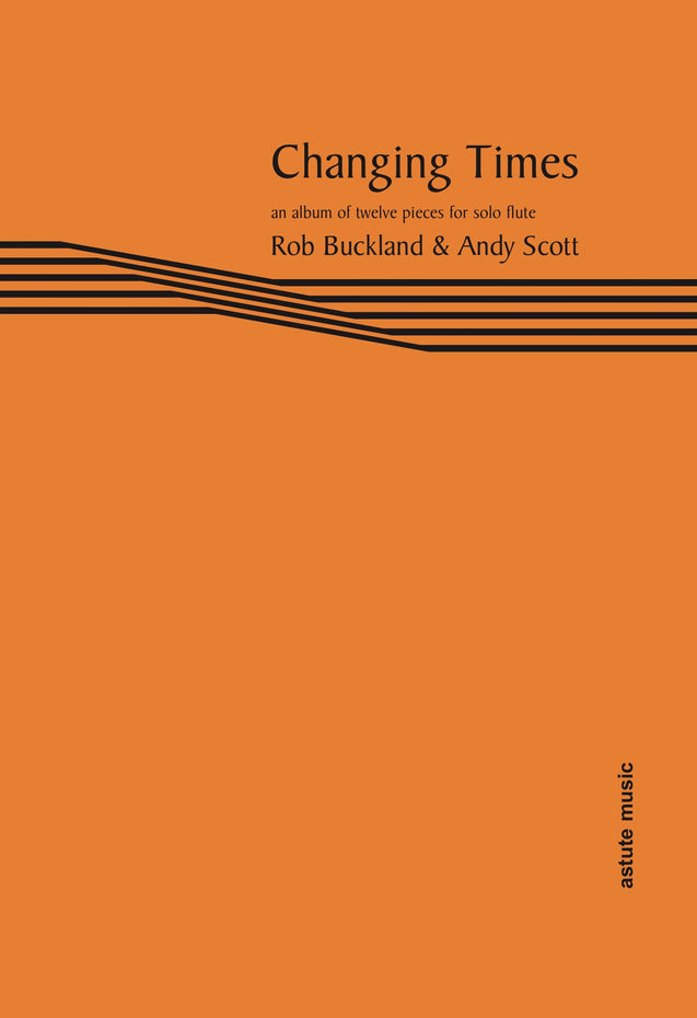 AM242-78 - Changing Times for solo flute Default title