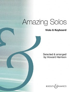 M060094156 - Amazing Solos Viola & Keyboard Default title