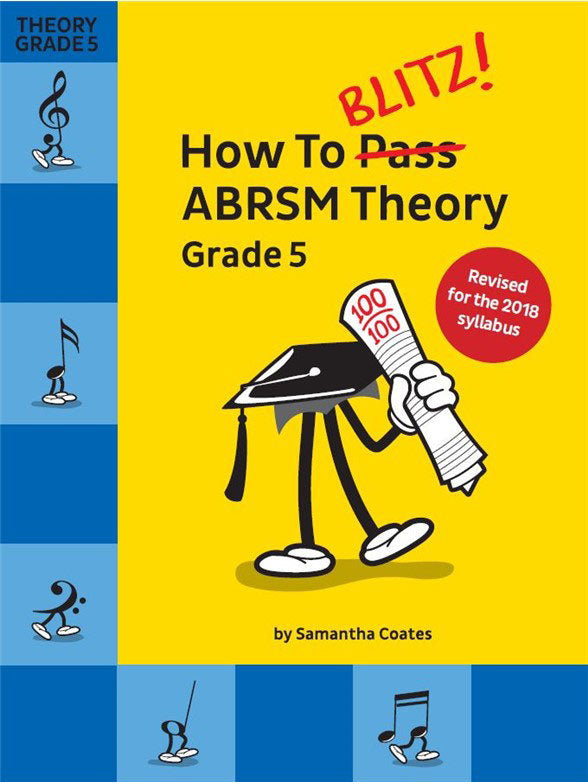 CH87186 - How to Blitz! ABRSM Theory Grade 5 (2018) Default title