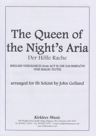 KIRK9 - The Queen of the Night's Aria for Eb instruments Default title