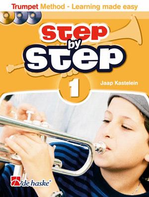 DHP1053900-400 - Step by Step 1 Trumpet: Trumpet Method - Learning made easy Default title