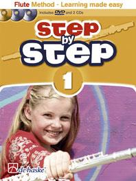 DHP1074222-400 - Step by Step 1 Flute: Flute Method - Learning made easy Default title