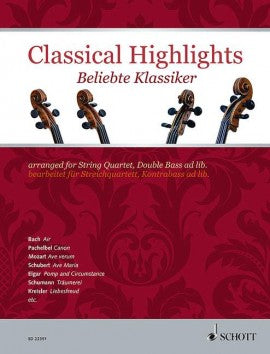 ED22351 - Classical Highlights Default title