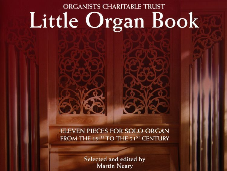 NOV016346 - Organists' Charitable Trust - Little Organ Book Default title