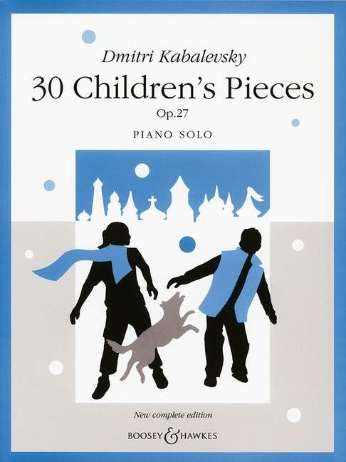M060113291 - 30 Children's Pieces op 27 Piano Default title