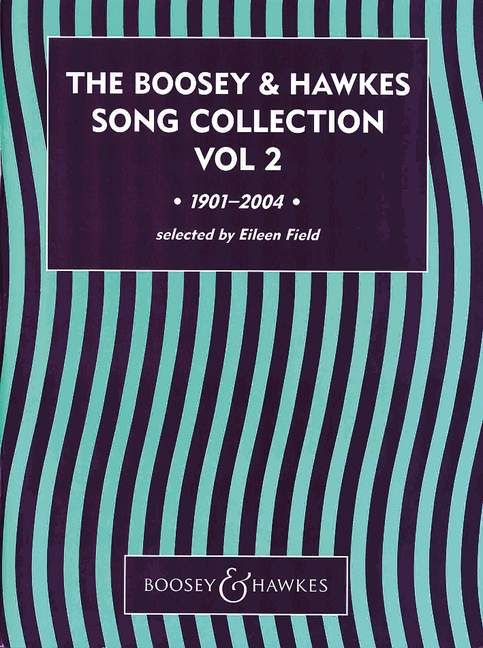 M060116247 - The Boosey & Hawkes Song Collection Vol 2 Default title