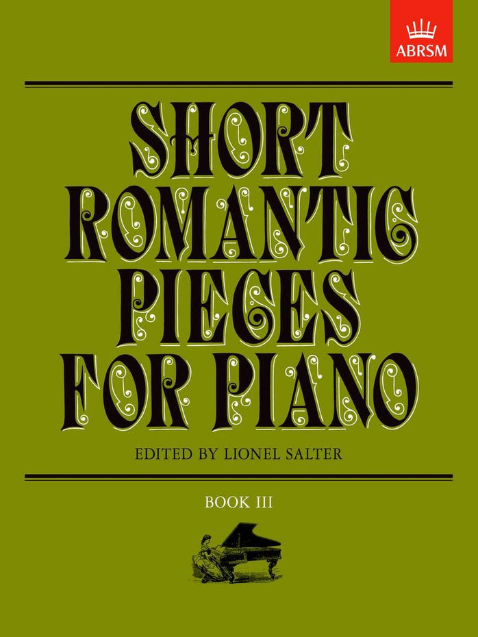 AB-54723017 - Short Romantic Pieces for Piano, Book III Default title