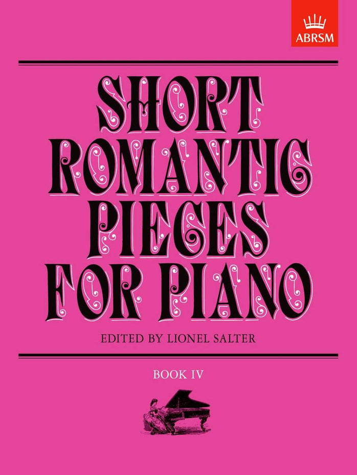 AB-54723024 - Short Romantic Pieces for Piano, Book IV Default title