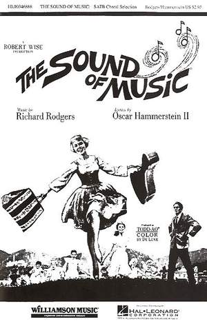 HLW00346868 - Richard Rodgers: the Sound of Music Choral Selection (SATB) Default title