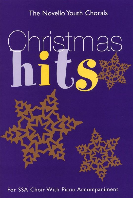 NOV160290 - The Novello Youth Chorals: Christmas Hits SSA Default title