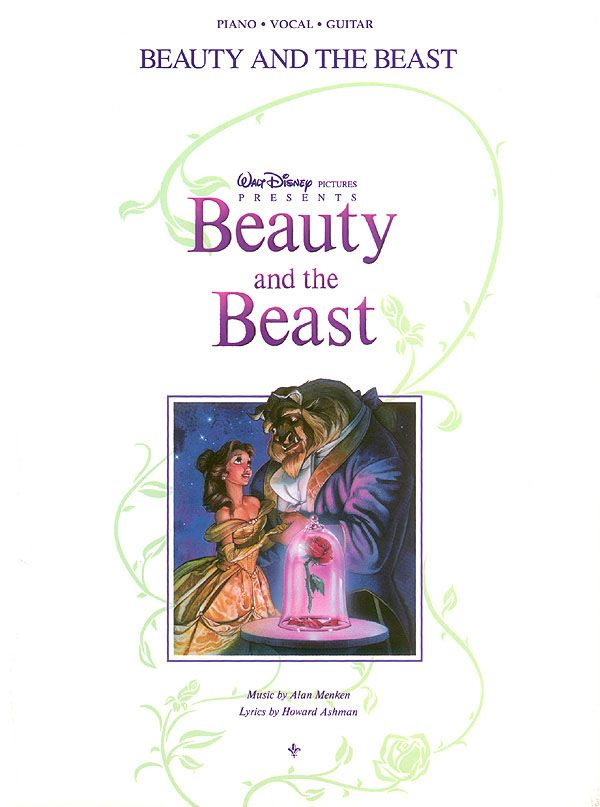 HLD00311532 - Beauty and the Beast - Vocal Selections Default title