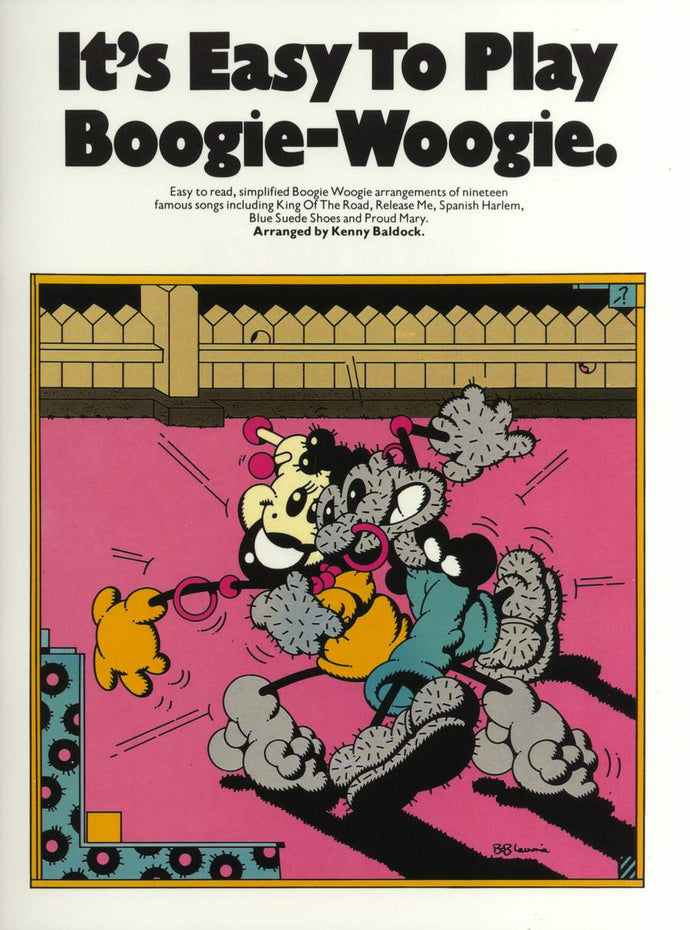 AM23706 - It's Easy to Play Boogie-Woogie Default title