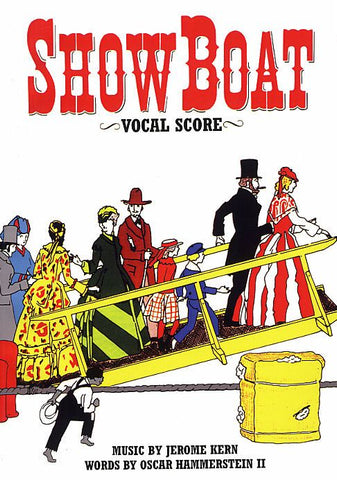 AM79948 - Showboat: Vocal Score Default title