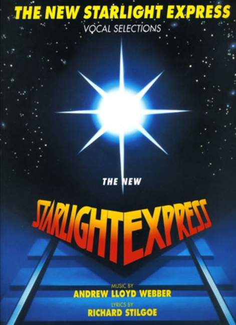 RG10195 - The New Starlight Express - Vocal Selections Default title