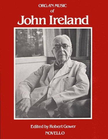 NOV010183 - Organ Music of John Ireland Default title