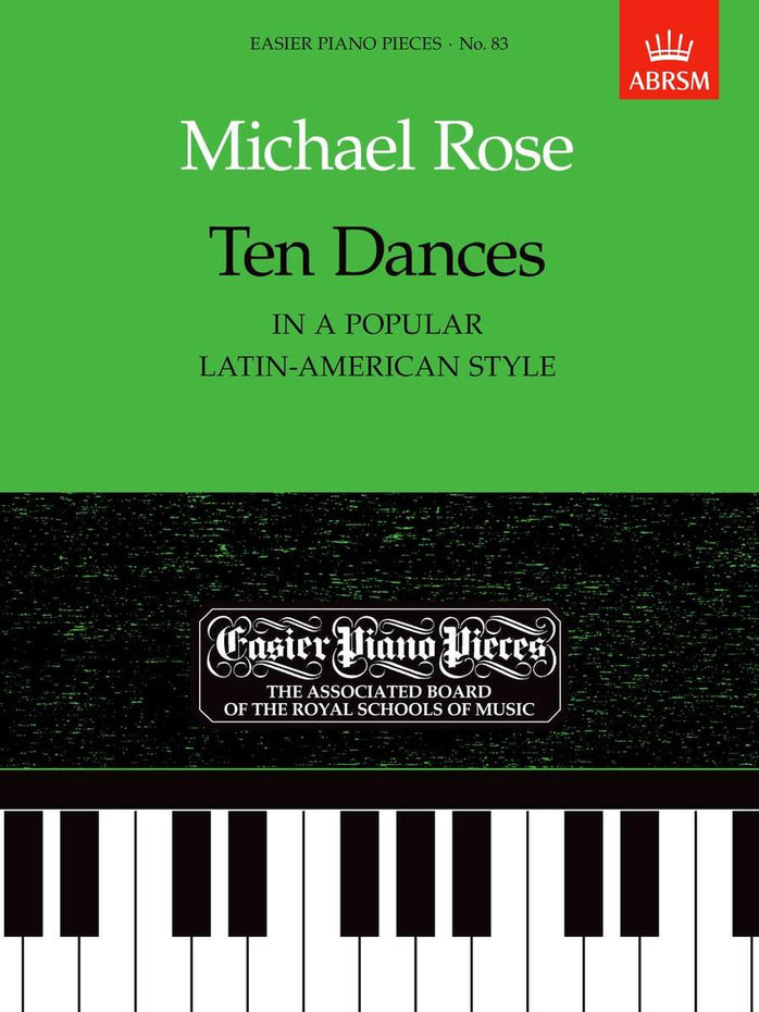 AB-54726995 - Ten Dances (in a popular Latin-American style) Default title