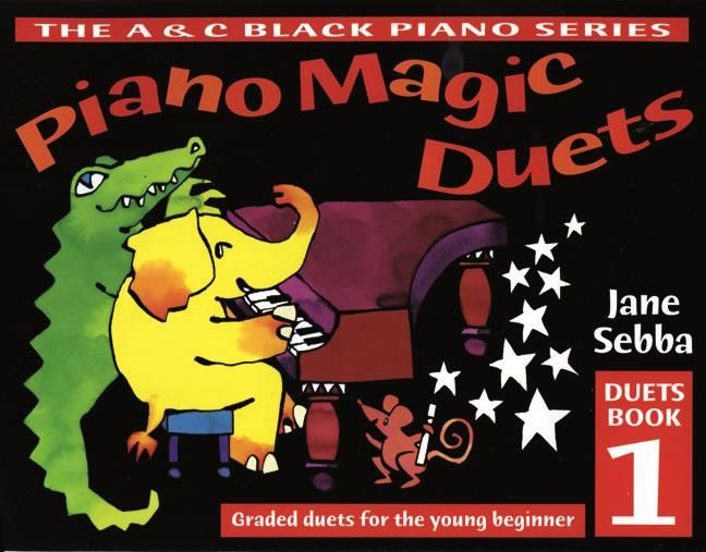 ACB-653632 - Piano Magic Duets Book 1 Default title