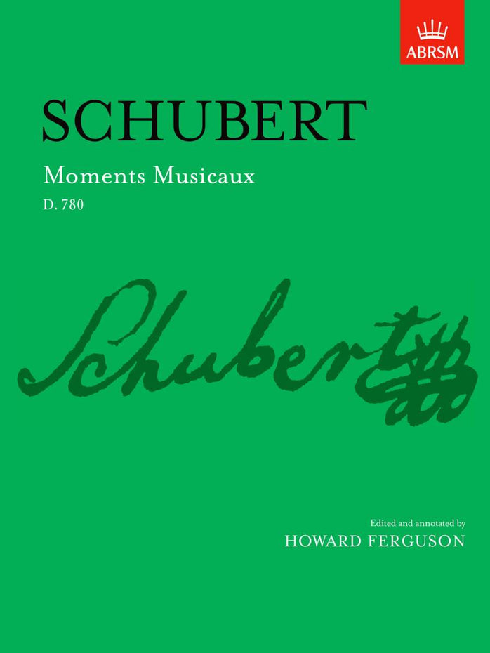 AB-54722072 - Moments Musicaux Default title