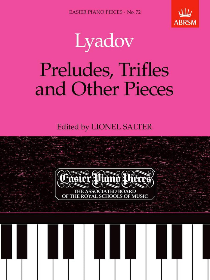 AB-54723673 - Preludes, Trifles and Other Pieces Default title