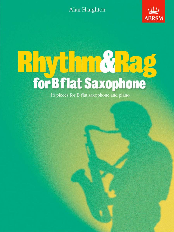 AB-60961298 - Rhythm & Rag for B flat Saxophone Default title