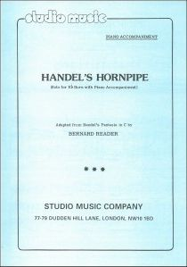 M050034483 - Handel's Hornpipe for Eb Horn Default title