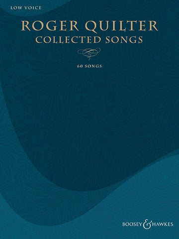 M051934577 - Collected Songs for low voice Default title