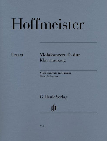 HN739 - Viola Concerto D Major Default title