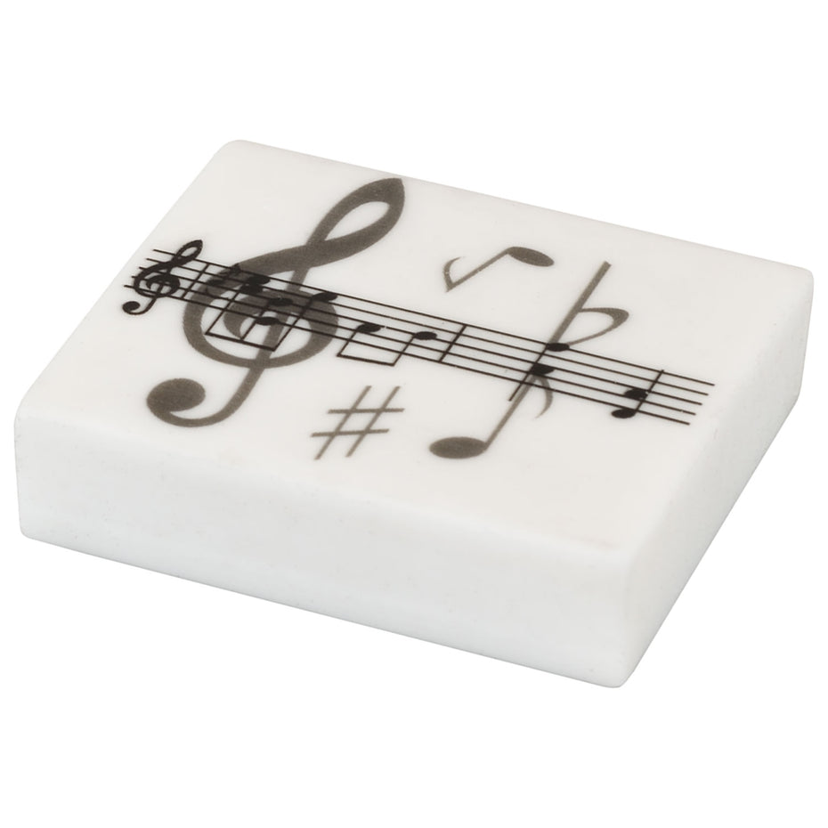 HYA008 - Eraser with treble clef design Default title